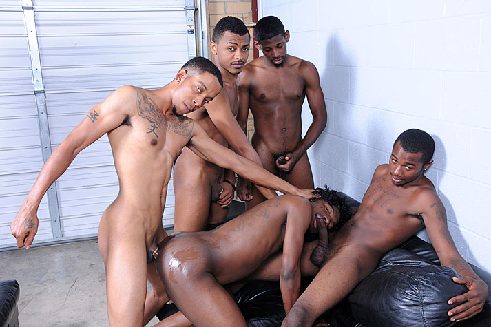 Gay black men sites